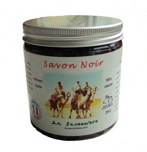 Black soap 100% natural 1st quality France  250 g