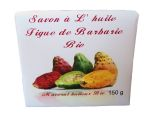 Soap with organic prickly pear 150 g